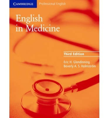 english in medicine - third edition - cambridge