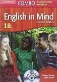english in mind 1 b book 2nd edition w/cd-rom - cambridge