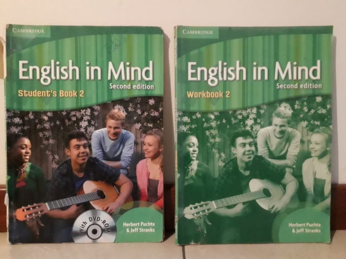 english in mind 2 student´s book y workbook second edition