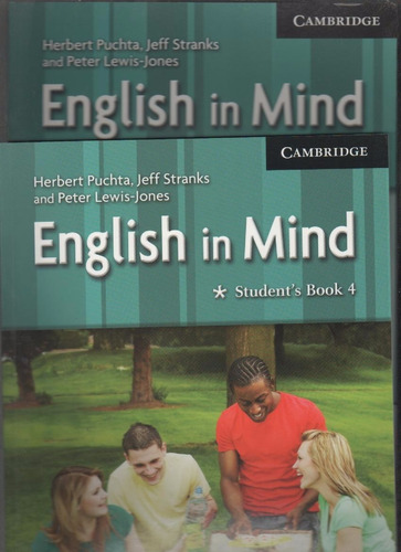 english in mind student´s book 4 workbook 4 com cd p0