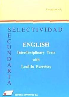 english interdisciplinary texts(libro inglés)