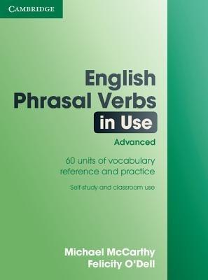 english phrasal verbs in use - advanced con rtas - cambridge