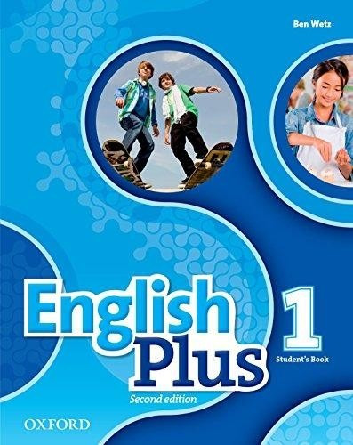 english plus 1 - second edition - student s book - oxford