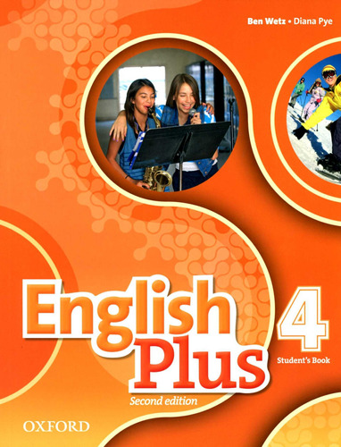english plus (2/ed.) 4 - student's book + workbook