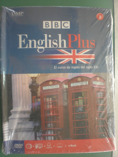 english plus bbc - dvd-