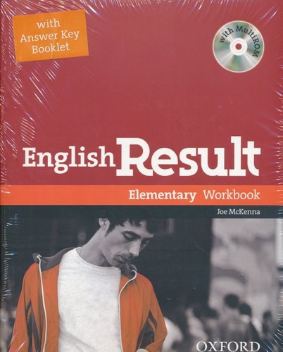 english result - elementary - workbook with key - oxford