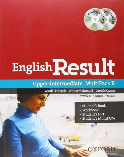 english result upper intermediate - multipack b - oxford