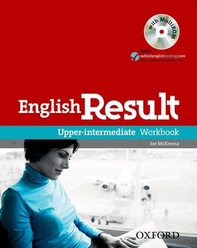 english result upper intermediate - workbook w/cd - oxford