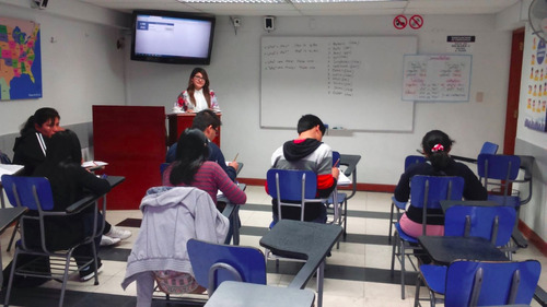 english teacher profesor de inglés clases de inglés /  icpna