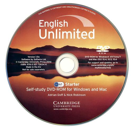 english unlimited a1 + cds digital
