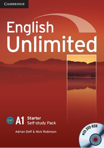 english unlimited a1 starter - workbook cambridge