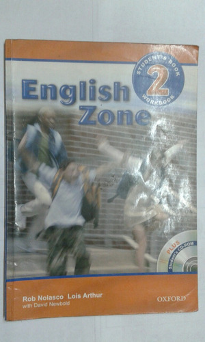 english zone 2 (usado)