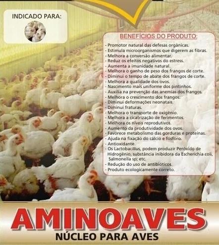 engorda rapida p/ galinhas,granja,frangos,aves ,granja 05kg