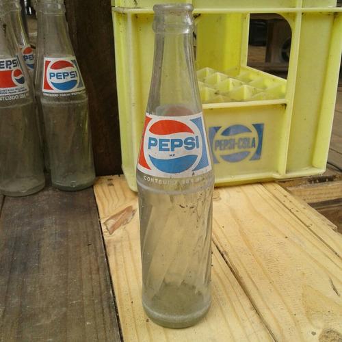 engradado refrigerante pepsi + 24 garrafas 284ml 26