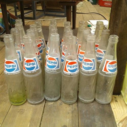 engradado refrigerante pepsi + 24 garrafas 284ml 27