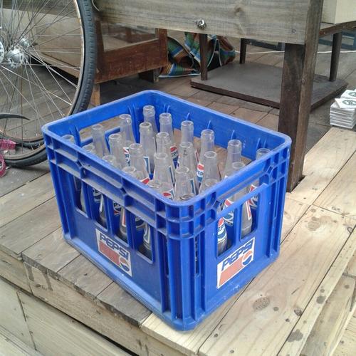 engradado refrigerante pepsi + 24 garrafas 284ml 30
