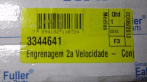 engranaje 2da caja eaton fso4405 3344641
