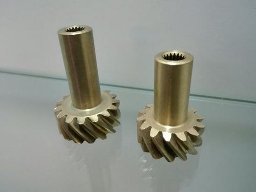 engranaje  bronce distribuidor fiat tipo-128  rmcompeticion