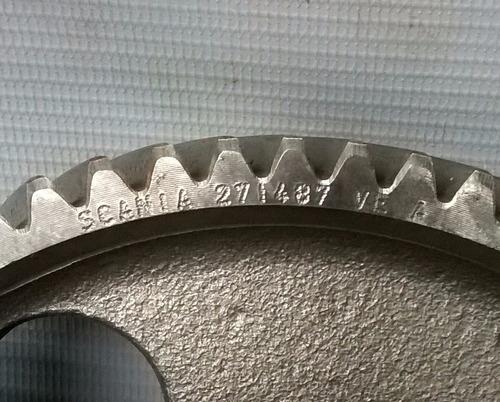 engranaje de bomba inyectora - scania 112 / 113