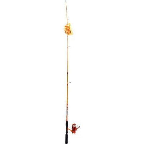 engranaje de gusano de south bend spinning pesca combo -