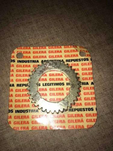engranaje mando selector gilera 200cc