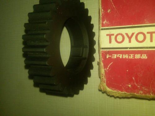 engranaje piñon de bomba de aceite de toyota 3f