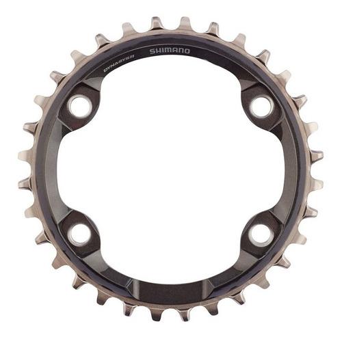 engranaje / plato p/ bicicleta shimano fc-m8000 1x11 vel 34t