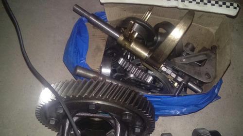 engranajes completos de caja de ford fiesta,  currier diesel