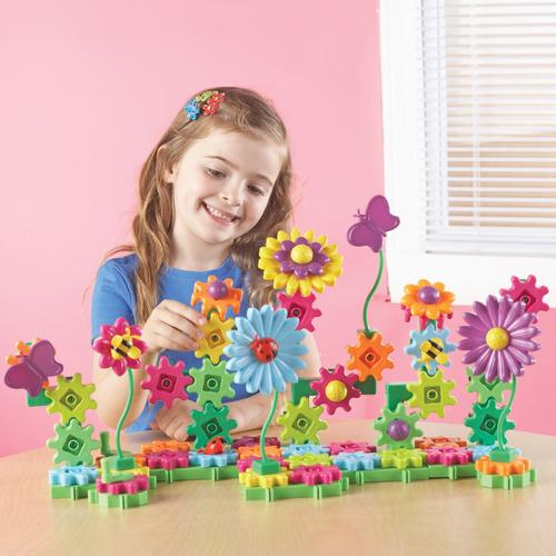 engranajes! engranajes! engranajes! construir & bloom juego