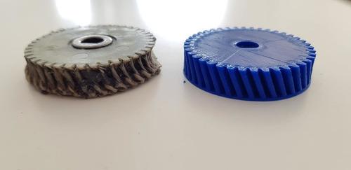 engranajes poleas piezas repuestos a medida - impresiones 3d