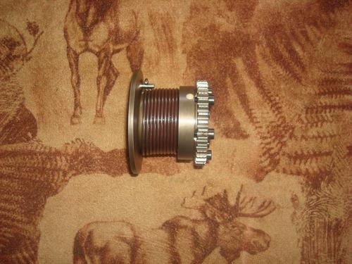 engrane de escape nissan vq35hr 350z, infiniti g35, m35 fx35