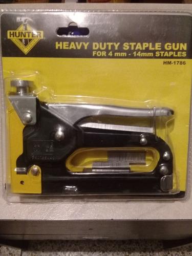 engrapadora industrial heavy duty staple gun