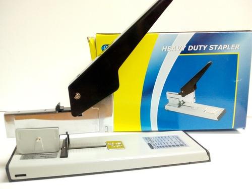 engrapadora industrial pesada hasta 200 hojas office-pro