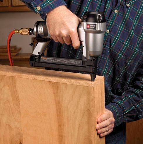 engrapadora neumatica porter cable calibre 18 semi nueva