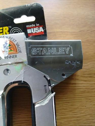 engrapadora  stanley made in usa la mejor!!!