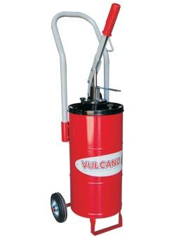 engrasador de pie vulcano 15 kg con manguera gp171 moron