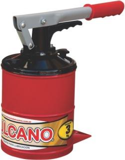 engrasador de pie vulcano 3 kg con manguera gp161 moron