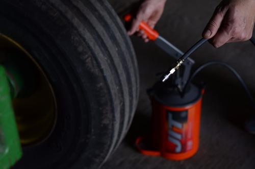 engrasador manual 3kg - directo de fabrica - jit lubricación