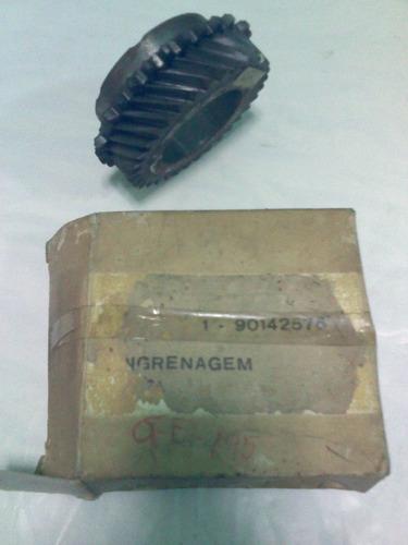 engrenagem caixa longa 4ª marcha gm vectra 94 cambio origina