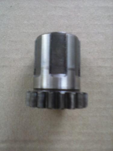 engrenagem cambio cg / fan 125 19 dentes original até 2008