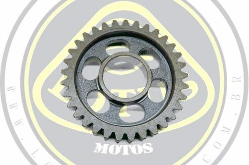 engrenagem cambio transmissão 2 a marcha secundario dafra kansas 150 original d02233200000si com nota