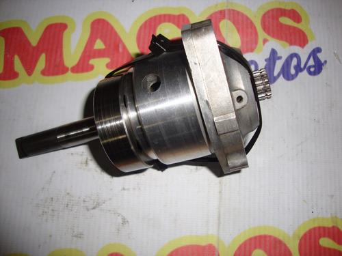 engrenagem da campana c/ corrente bomba de oleo kawazaki zx9