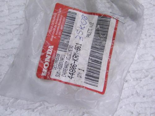 engrenagem do velocímetro cg 150 freio disco 11/12 original