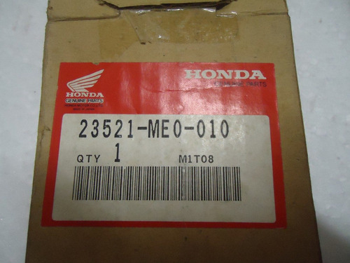 engrenagem secundaria 6 marcha cb 450 (original honda) japan