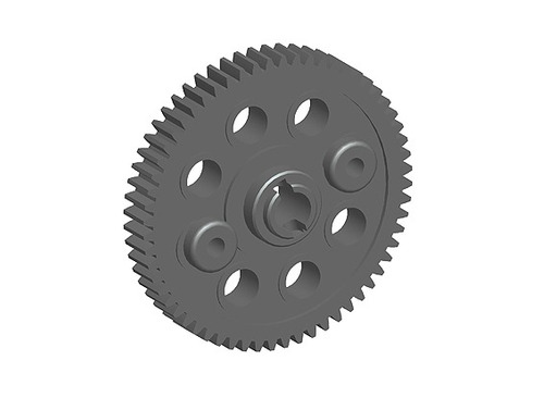 engrenagem spur gear - 110bs, a2027, a2029 and a2035