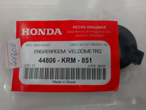 engrenagem velocímetro cg 150 mix ks-es+ cabo marcio motos
