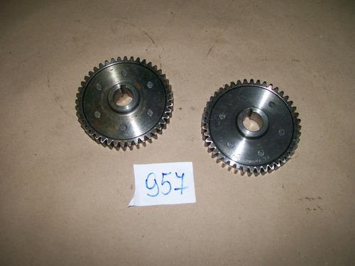 engrenagens do balanceiro motor kasinski flash 150 (usados)