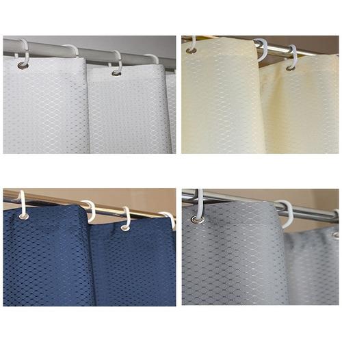 engrosamiento cortina baño prueba agua ducha moho nido cm
