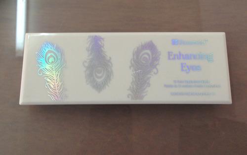 enhancing eyes cosmético sombras bh cosmetics