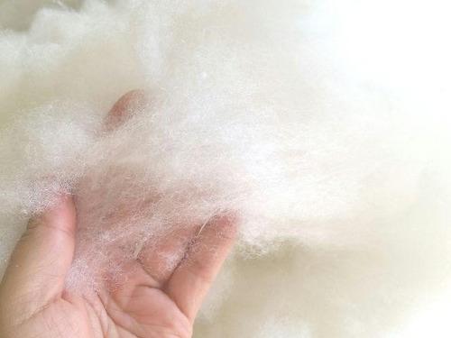 enhimento fibra siliconada anti-alérgica - 3 quilos